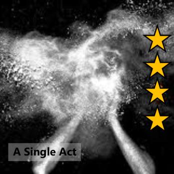 A Single Act Stars