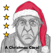 Christmas Carol Stars