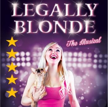 Legally blonde stars