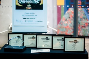 Theatre503 Playwriting Award, Jerwood Space, 29.11.14, courtesy of Alex Harvey-Brown 1