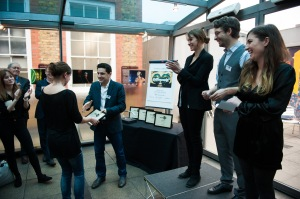 Theatre503 Playwriting Award, Jerwood Space, 29.11.14, courtesy of Alex Harvey-Brown 5