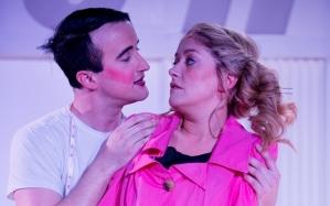 Shock Treatment, King's Head Theatre credit: Peter Langdown handout ....