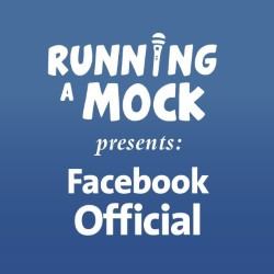 running a mock facebook official